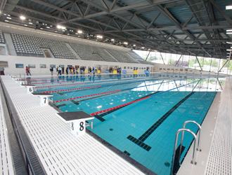 Vasca Da Nuoto : Uisp nuoto torino da record